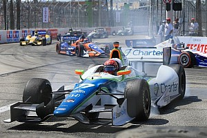 Strong start helps Pagenaud keep eye on championship