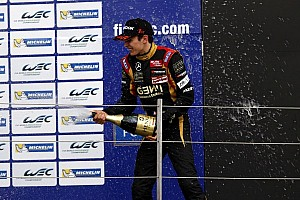 Rookie drivers lock out Silverstone podium