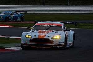 Triple podium for Aston Martin at season-opener