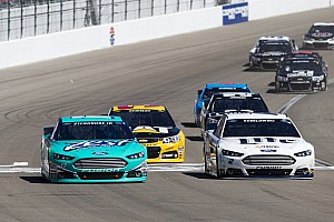 NASCAR Sprint Cup Analysis Is there a new pecking order in the Ford camp?