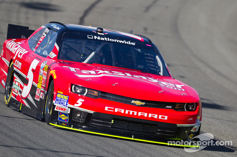 Austin Theriault to drive three races for JR Motorsports