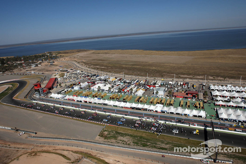 Pramac: All new GP in Argentina