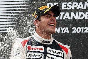 Maldonado paid $25 million to leave Williams - report