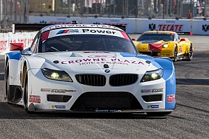 Team RLL qualifies BMW's second and fifth for Monterey Grand Prix