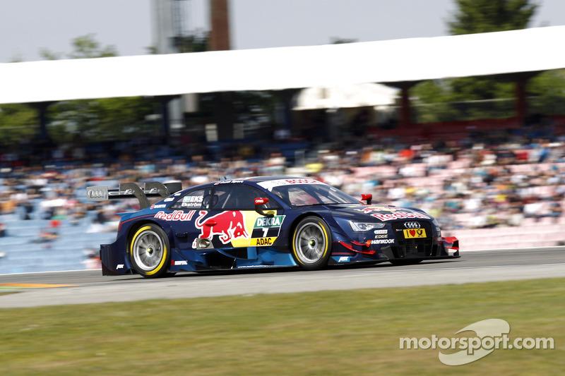 Strong DTM opener for Audi