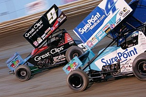 World of Outlaws Race report Bell earns first World of Outlaws STP Sprint Car victory of his career at Jacksonville