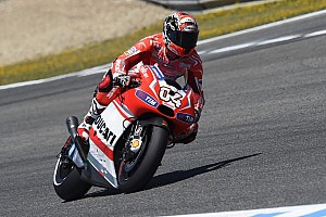 MotoGP Testing report Ducati Team complete one day of testing at Mugello in preparation for Italian GP