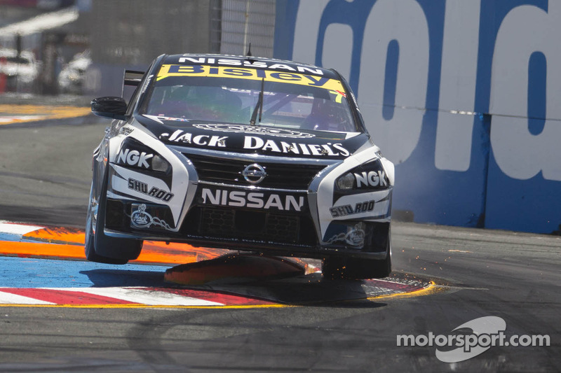 David Russell returns for Jack Daniel's Racing and Nissan Motorsport