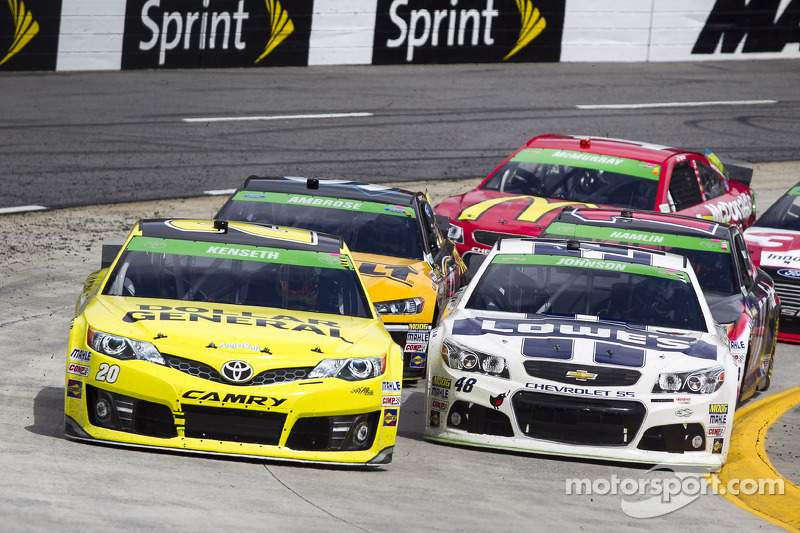 Kenseth and Johnson not exactly has-beens