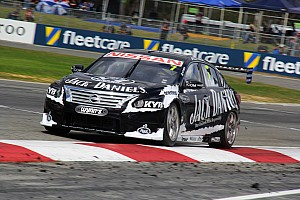 V8 Supercars Race report Todd the hard charger for Jack Daniel's Racing in Perth