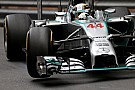 Hamilton fastest in P1 with Rosberg and Ricciardo behind in Monte Carlo