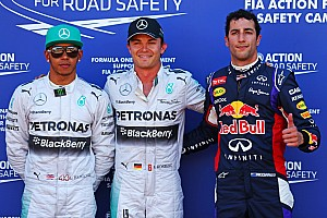 Formula 1 Qualifying report Rosberg pushes back and defeats Hamilton for Monaco pole