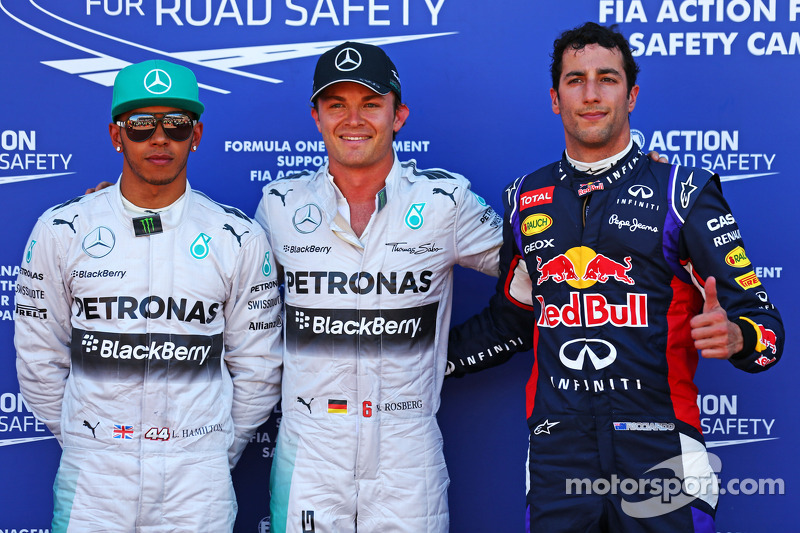 Rosberg pushes back and defeats Hamilton for Monaco pole