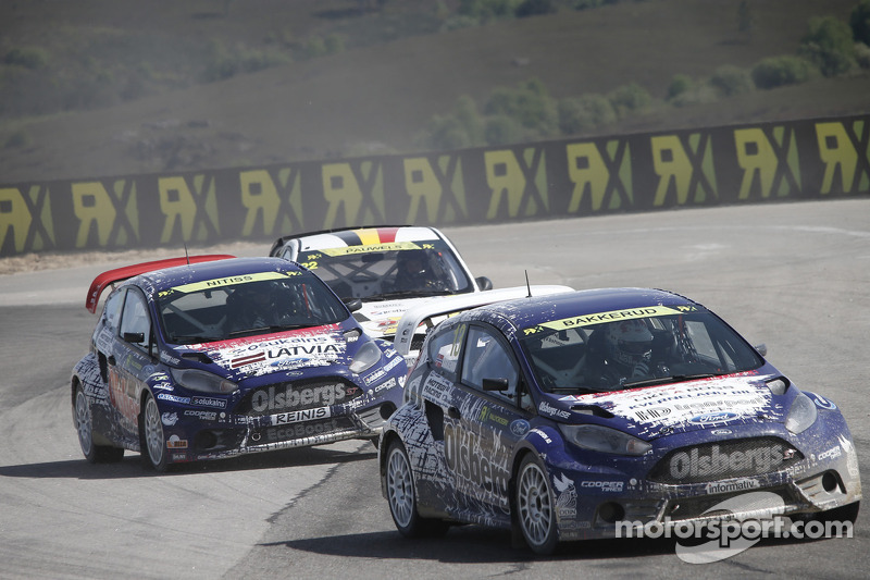 Andreas Bakkerud takes the glory at Lydden Hill