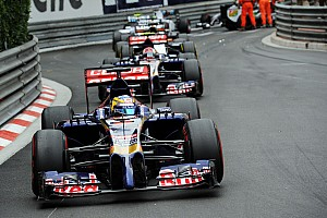 Toro Rosso on the Monaco GP: No points, no finished race