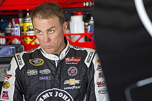 Kevin Harvick comes close at Charlotte