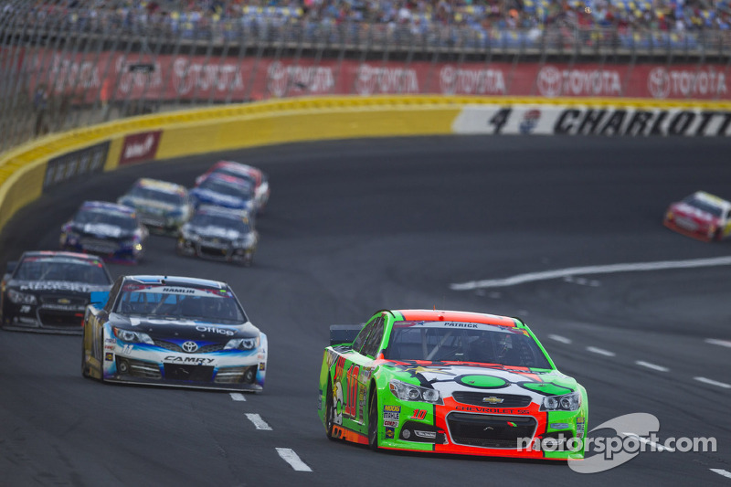 Patrick's night at Charlotte goes sour