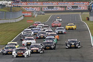 DTM Breaking news New TV partner: DTM in America covered by CBS Sports