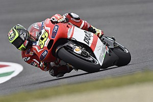 MotoGP Qualifying report Crutchlow and Dovizioso qualify for Italian GP at Mugello on rows 2 and 3
