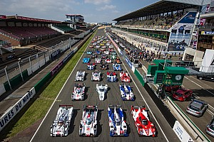 Le Mans Preview With test day tomorrow, the countdown to Le Mans has begun