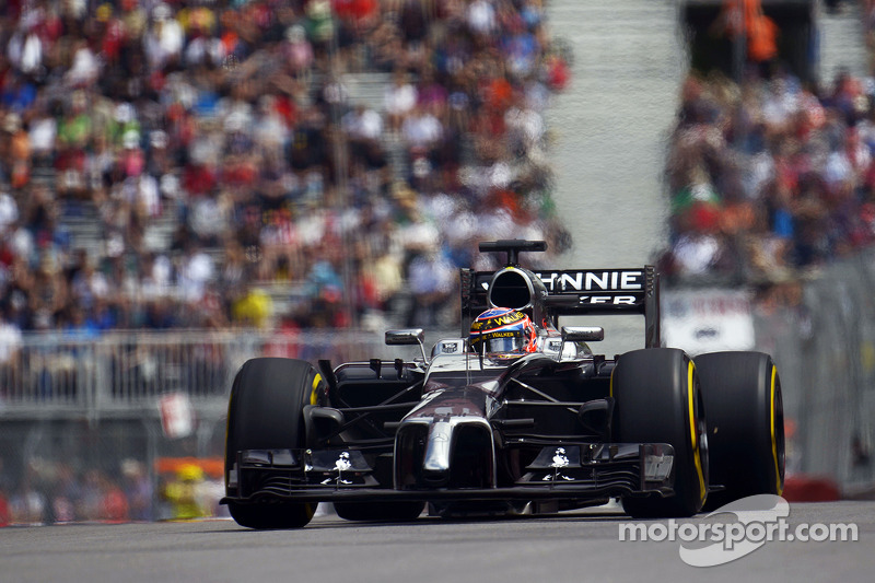 McLaren's Button: A clean side to start tomorrow's Canadian GP
