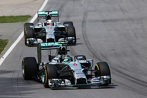 Formula 1 Breaking news No Mercedes 'go slow' despite Canada problems