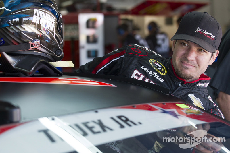 More speed, finishing races have boosted Truex Jr.'s performance