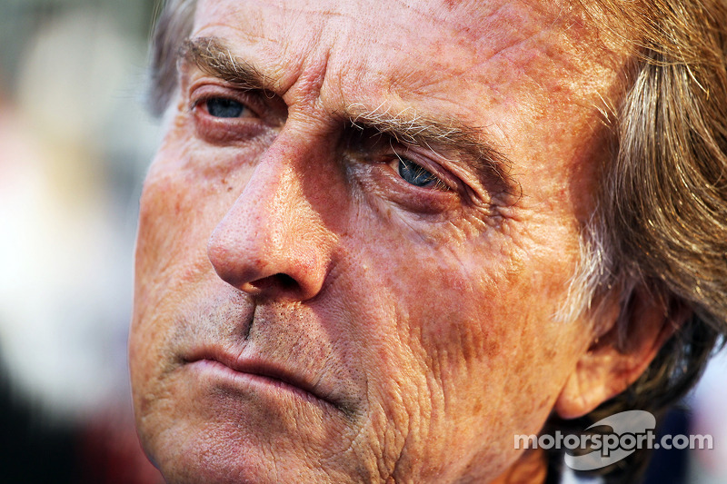 'Formula One isn't working' -Montezemolo