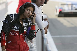 Le Mans Commentary Lady Le Mans: Leena Gade ready for third Le Mans win
