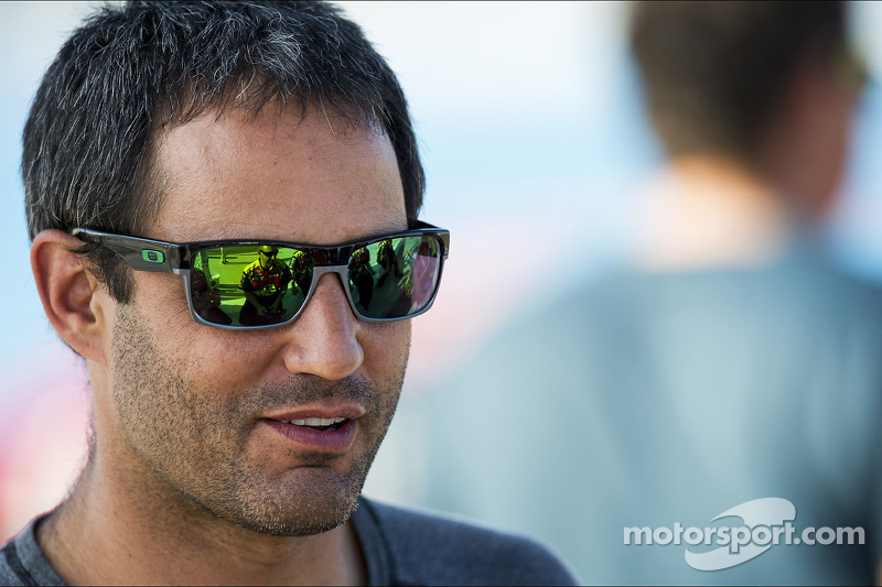 Montoya embraces Team Penske opportunity at Michigan