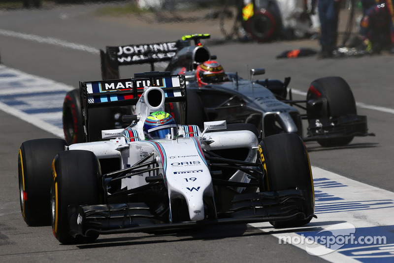 Williams ready for race eight in Austria