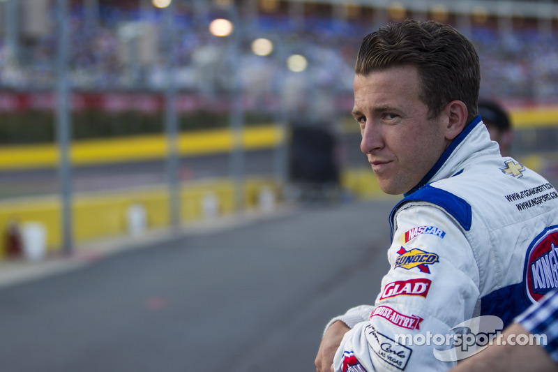 Allmendinger anxious to get to the year's first road course