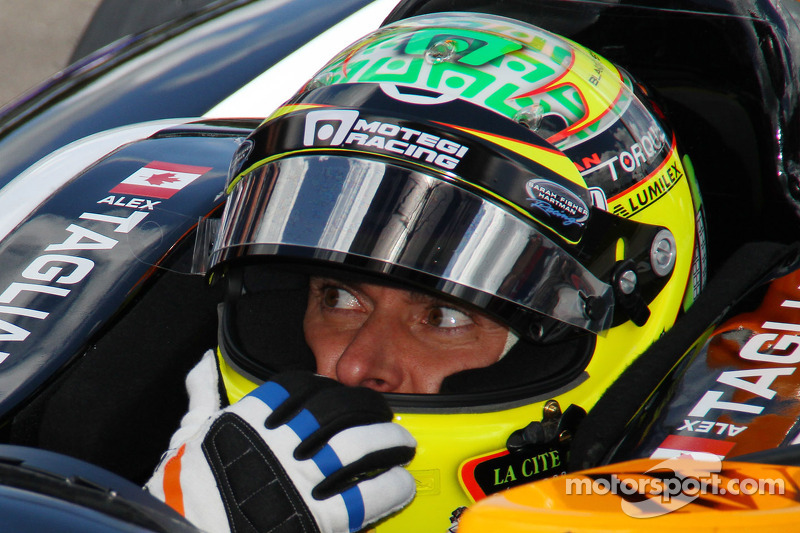 Five questions for Alex Tagliani,who tackles Road America in the NASCAR Nationwide race this weekend