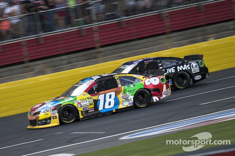 Could Carl Edwards be NASCAR's next Candyman?