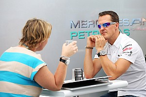 Sale of Schumacher medical file 'disgusting' - manager