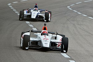 IndyCar Preview Another bump in the road: Pagenaud and Aleshin Tackle Houston
