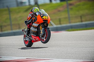 MotoGP Qualifying report Espargaro masters tricky conditions to take pole at Assen