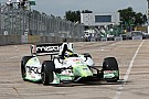 Bourdais carries a broken wing home in fifth