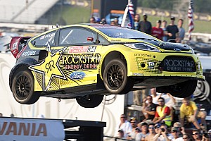 Other rally Race report Tanner Foust wins World RX of Finland