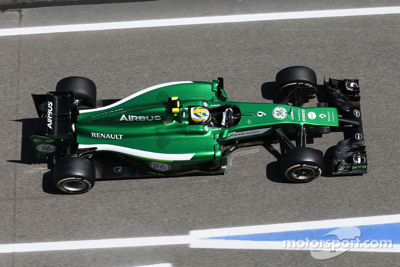"Caterham sold to ""a consortium of Swiss and Middle Eastern investors"""