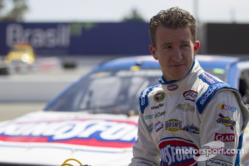 JTG Daugherty driver Allmendinger likes the big tracks