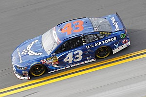 NASCAR Sprint Cup Race report It's official: Almirola wins Daytona as rain falls