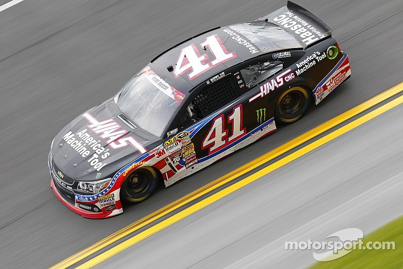 NASCAR issues fines to Kurt Busch and No. 41 SHR team