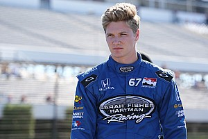 IndyCar Preview Newgarden ready for Saturday night shootout for Rising Star Racing