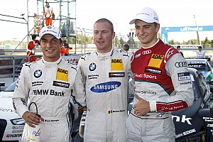 DTM Qualifying report Premiere in Moscow: maiden pole position for Maxime Martin