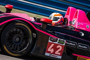 IMSA Qualifying report Yacaman captures pole position at Mosport