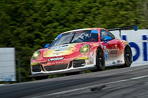 IMSA Race report Park Place Motorsports narrowly misses victory at CTMP