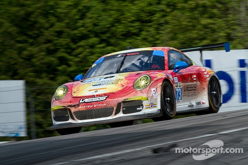Park Place Motorsports narrowly misses victory at CTMP