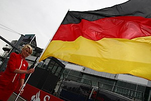 Formula 1 Breaking news Boss 'not worried' about Hockenheim future