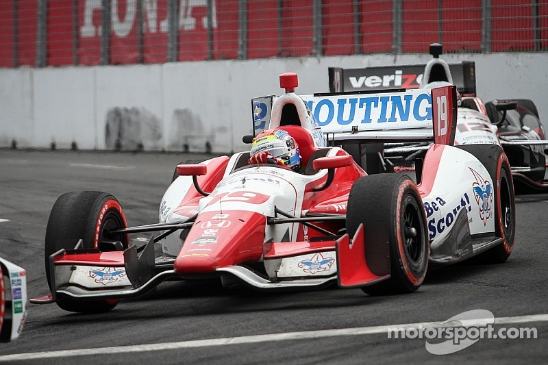 Double top-10 for Justin Wilson in Toronto